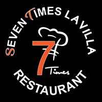 logo seven times la villa